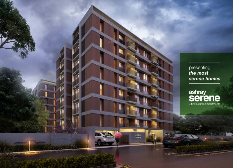 Images for Elevation of Shree Amthinath Developer LLP Ashray Serene