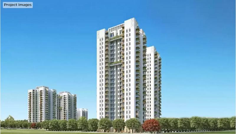 satya-luxury-residences Elevation