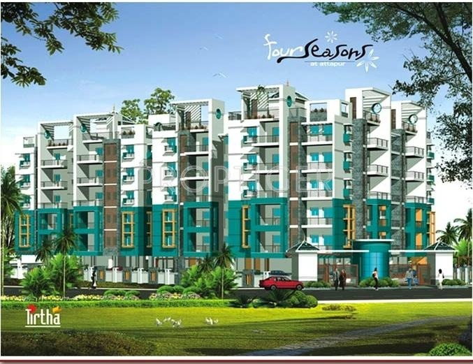 Images for Elevation of Thirtha Four Seasons