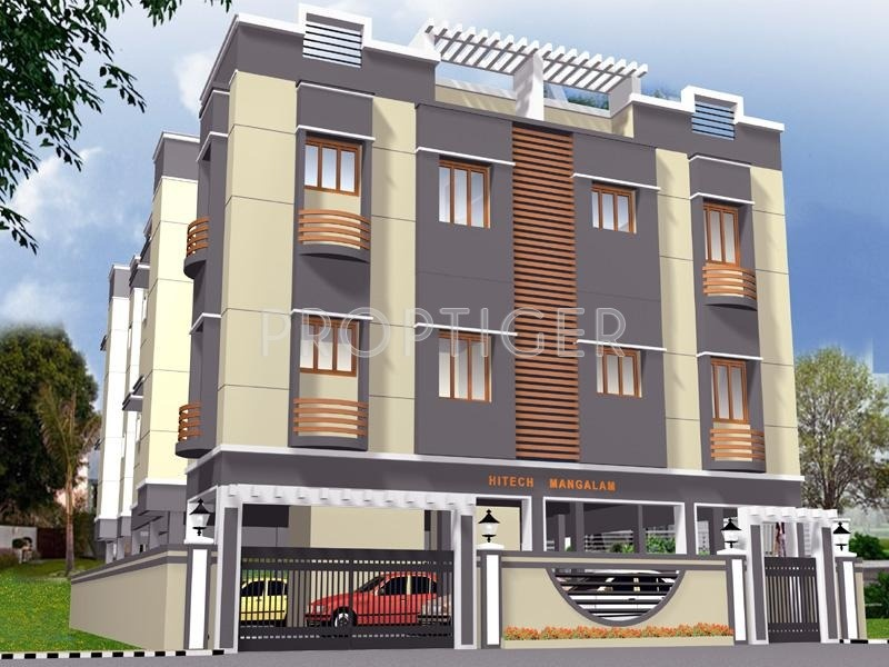 Images for Elevation of Hitech Properties Hitech Mangalam