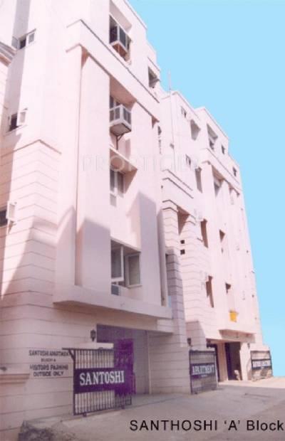 Images for Elevation of Amsri Santhoshi Block A