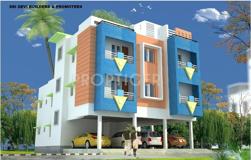 Images for Elevation of Sri Tejasvi Apartment