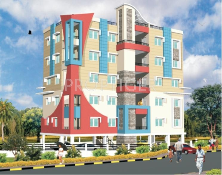 Images for Elevation of Lahari Nest