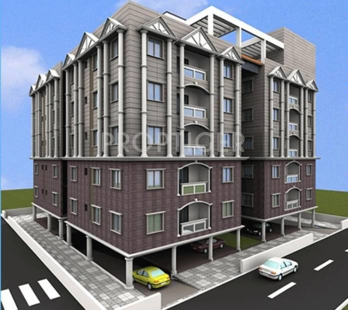 heights Images for Elevation of Surabhi Heights