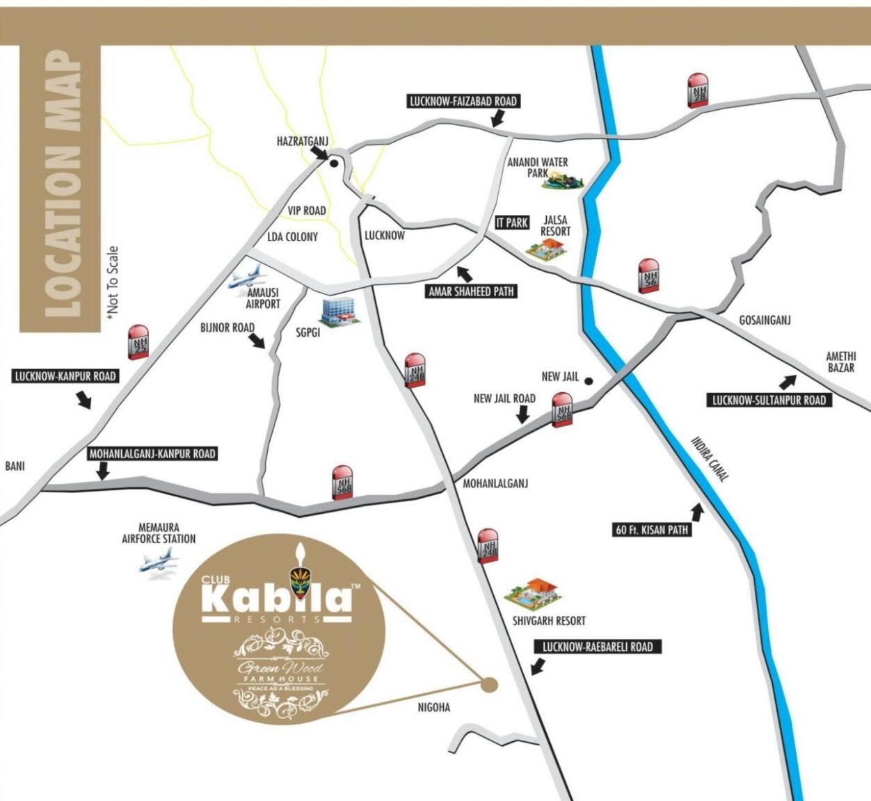 Macy S Herald Square Floor Plan: Signature Kabila Villas In Nigoha, Lucknow