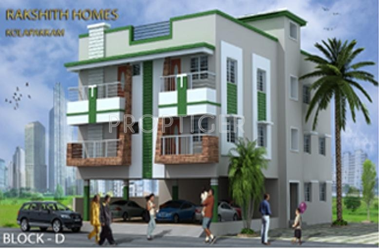 Images for Elevation of Rakshith Homes Vibgyor