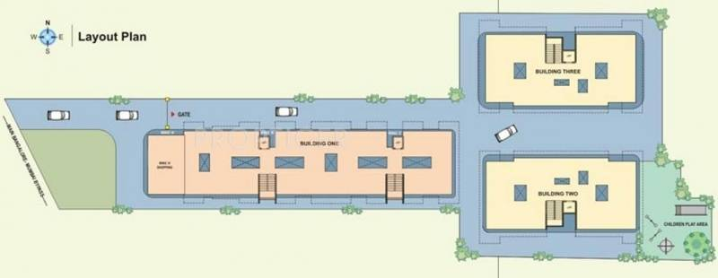 Images for Layout Plan of RK Navratna