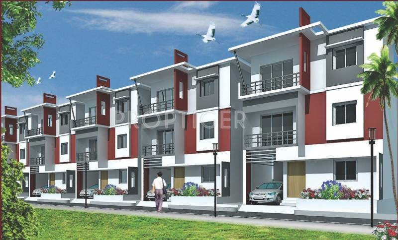 Images for Elevation of Manju Royal Villa