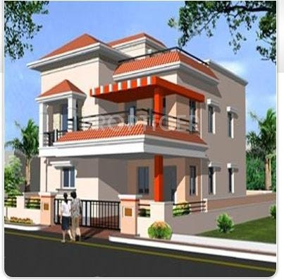 Main Elevation Image 2 of Praneeth Pranav Valley, Unit ...