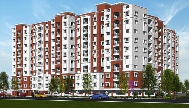 Images for Elevation of Shanta Landmark Towers