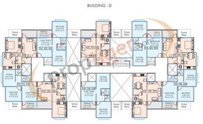 Ranjeet Sankalp II in Undri, Pune - Price, Location Map, Floor Plan