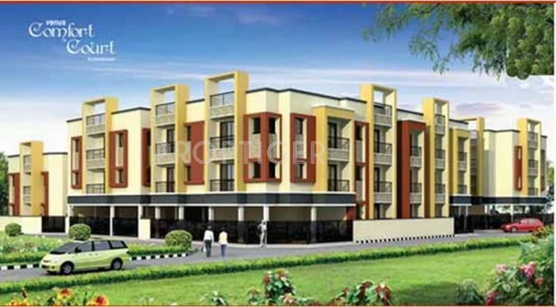 Images for Elevation of Catalyst Comfort Court