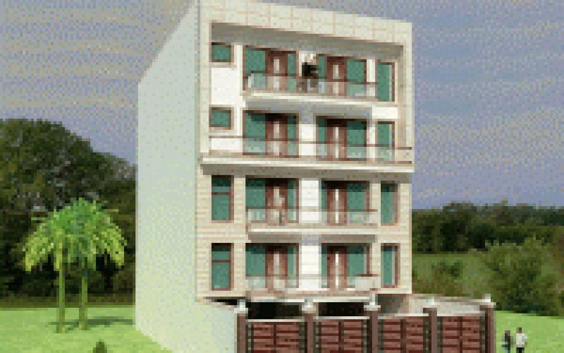 Images for Elevation of Veera Geetanjali Enclave