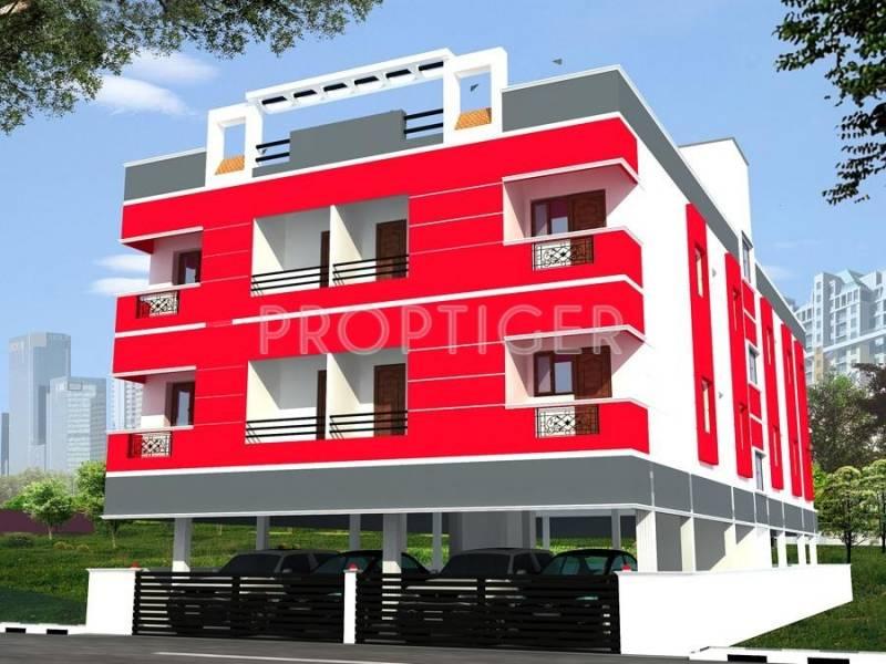 Images for Elevation of Guru Homes Gayathri Apartments