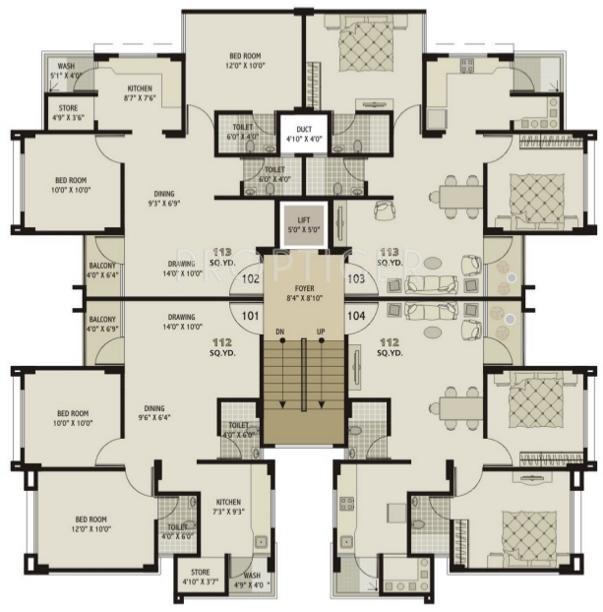 dev-castle BlockC Cluster Plan