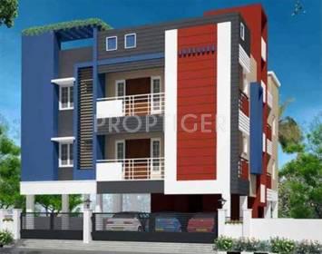Images for Elevation of Arasur Builders Arasur Signora