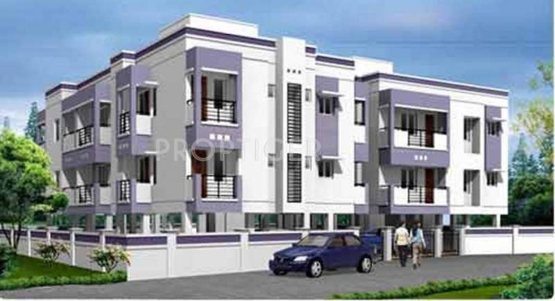 Images for Elevation of Siddhi Narmada Residency