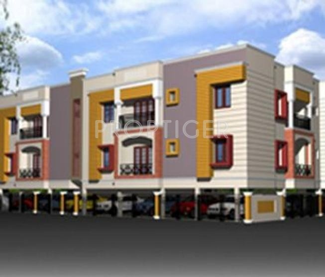Images for Elevation of Guna Kuberan Flats