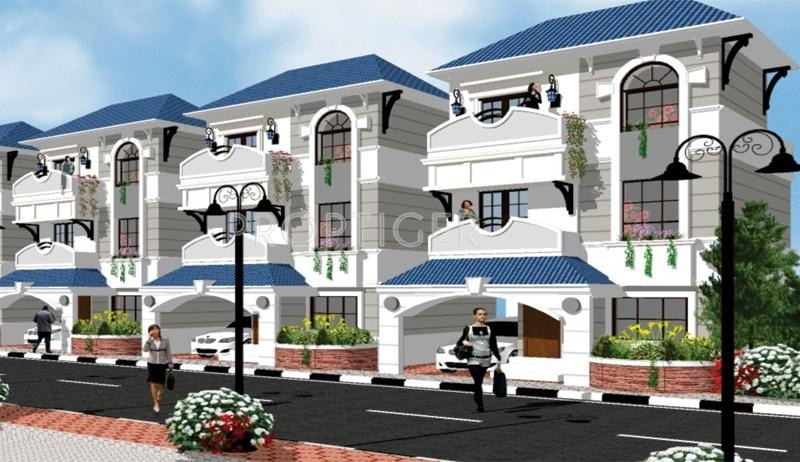 Images for Elevation of Manju Royal Splendor