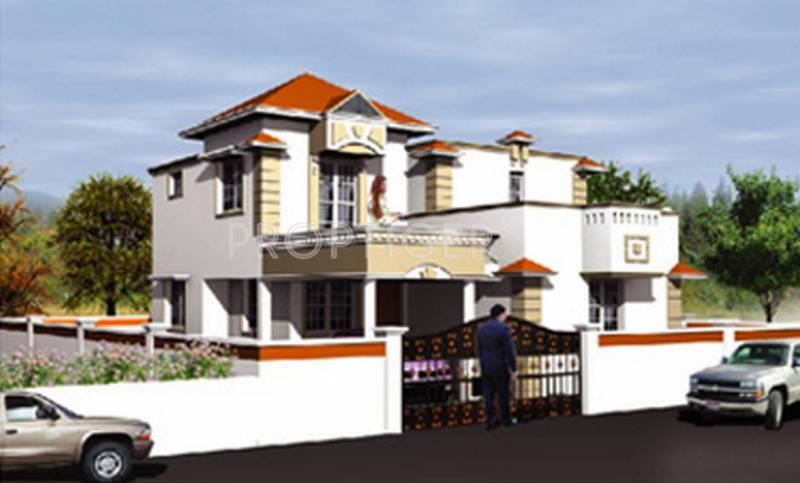 Images for Elevation of Anand Meadow Villas Phase I