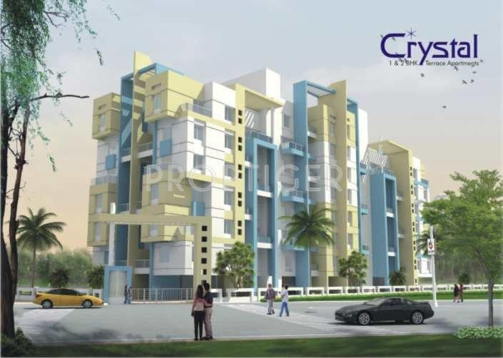 Images for Elevation of Ghorpade Crystal