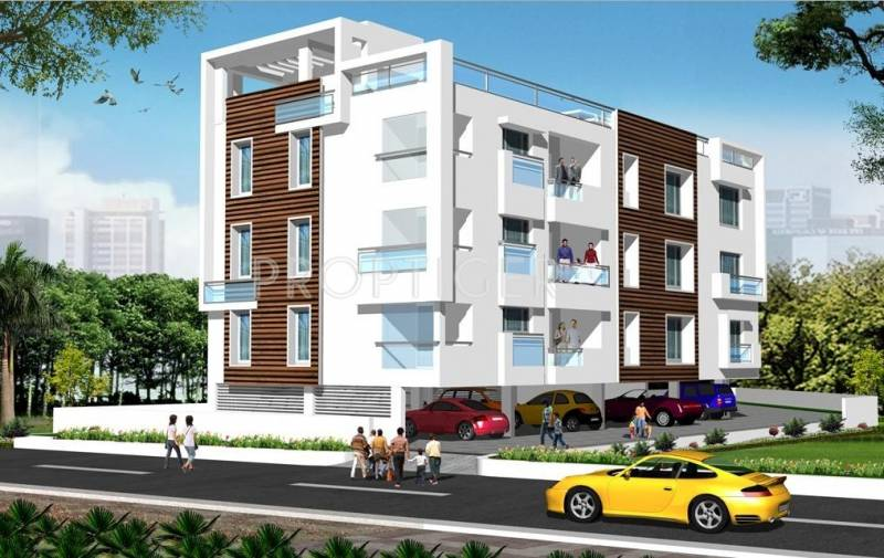 Images for Elevation of Vamsiram Sharada Villa