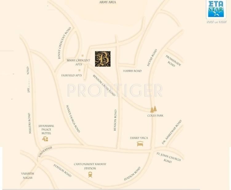 Images for Location Plan of ETA Beau Monde