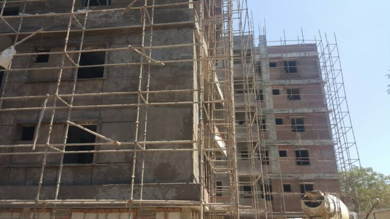Images for Construction Status of Omsree Green Front
