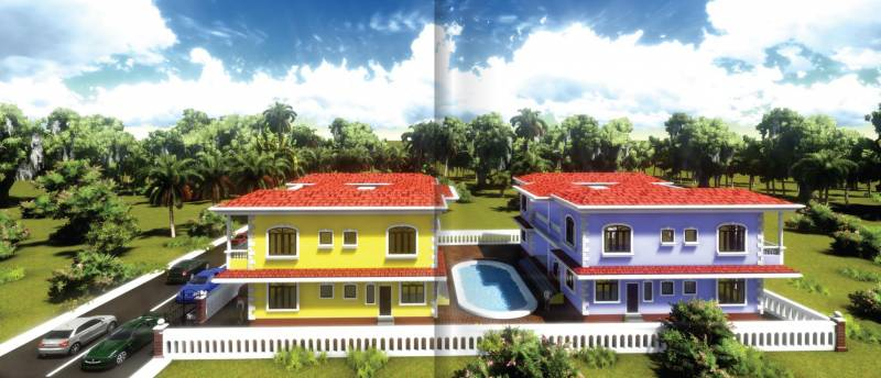 Images for Elevation of R Square Villa De Sol