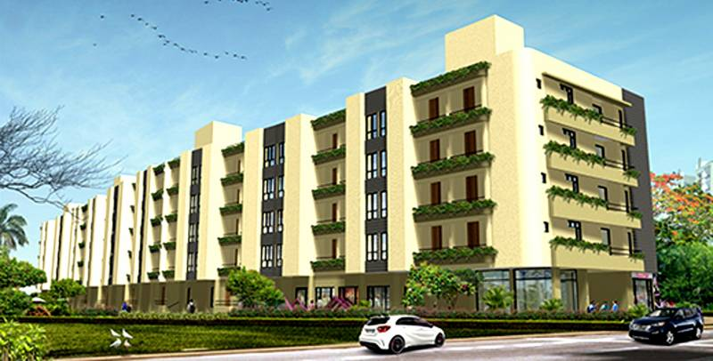 Images for Elevation of BGA Amrita Awas