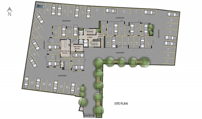 Images for Site Plan of Crescent Lavender