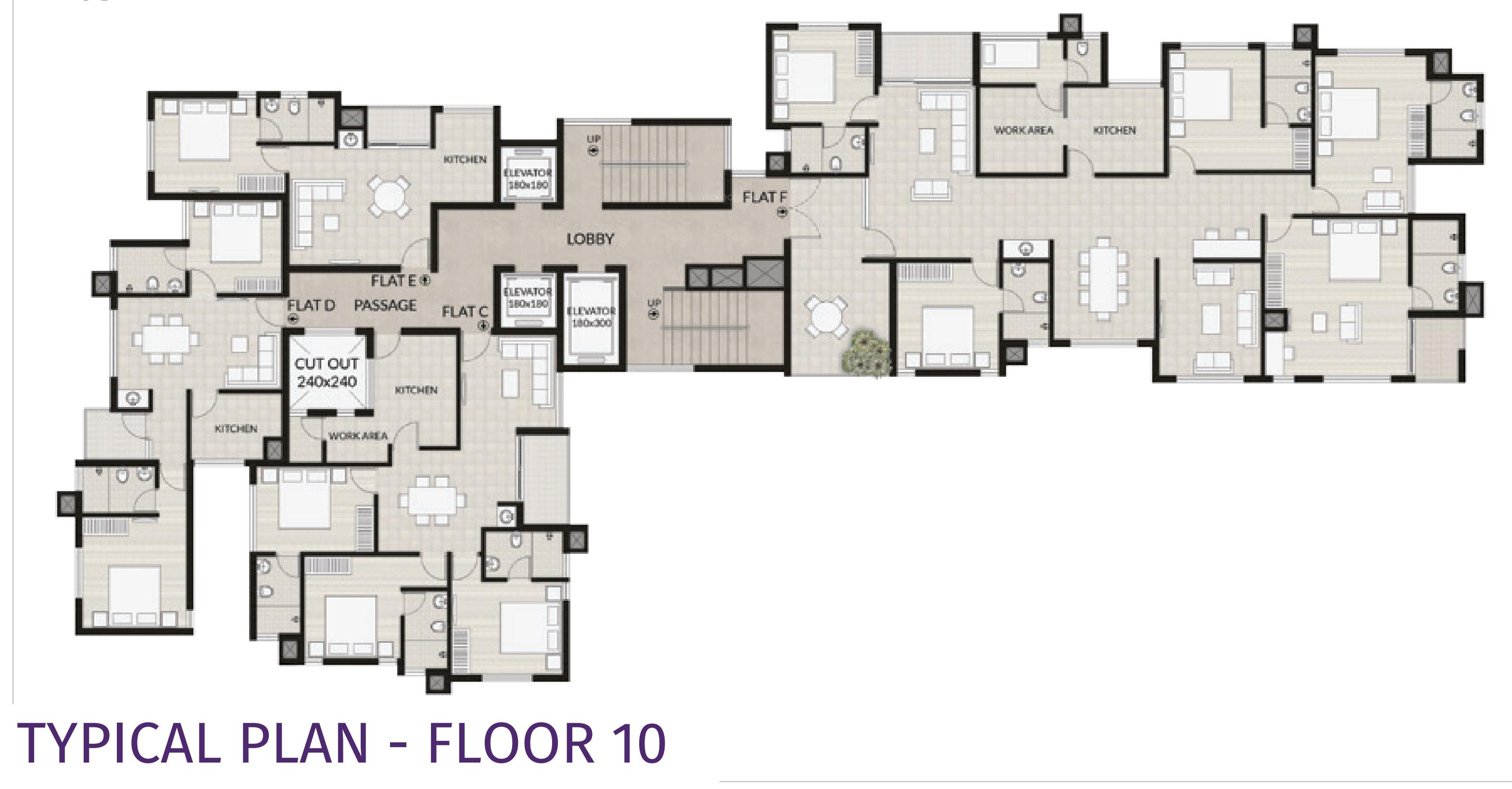 Crescent lavender in kakkodi kozhikode price location for 1077 marinaside crescent floor plan