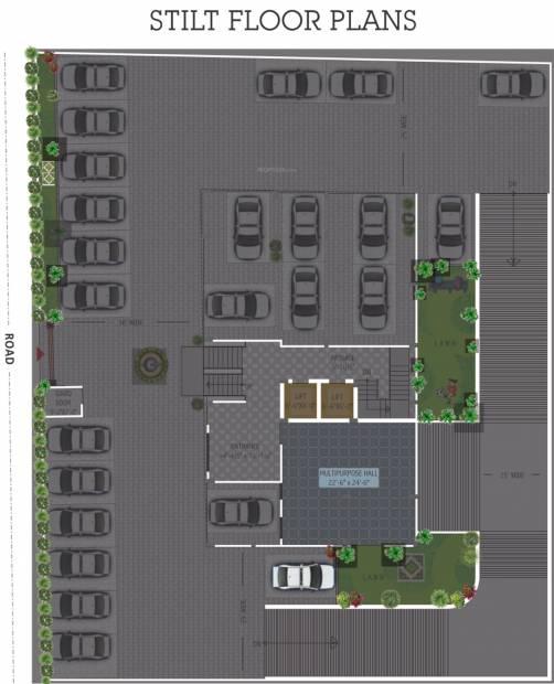 Images for Cluster Plan of Vishwaas 24
