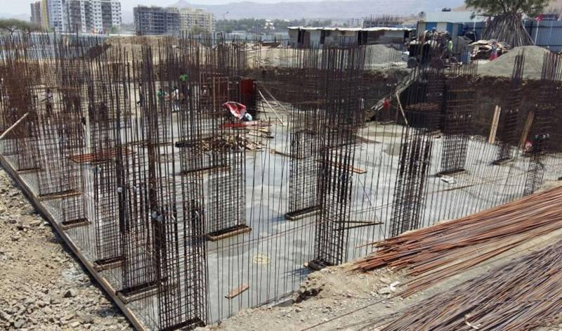 Images for Construction Status of Yash Sherlyn Avenue