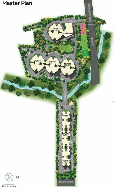 7-gardens Images for Master Plan of Brigade 7 Gardens