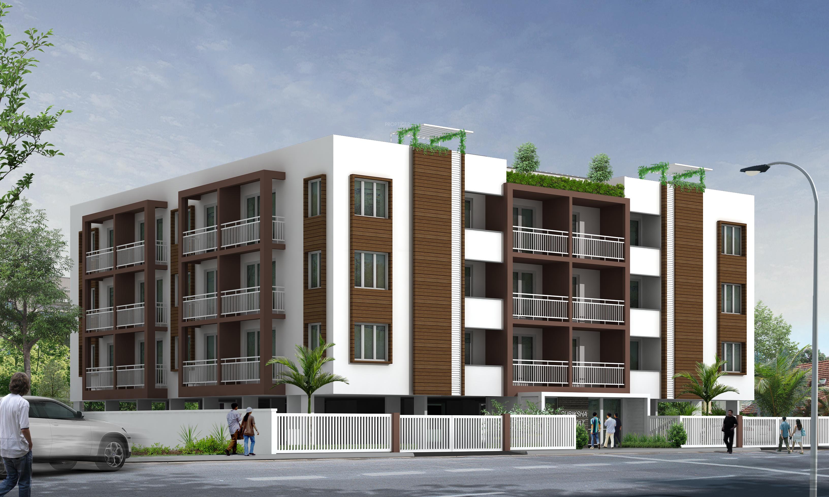 1320 sq ft 2 bhk 2t apartment for sale in subiksha for Construction habitat