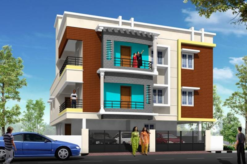 Images for Elevation of Anirudh Sai Vasanthi
