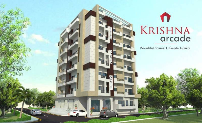 Images for Elevation of Resizone Krishna Arcade
