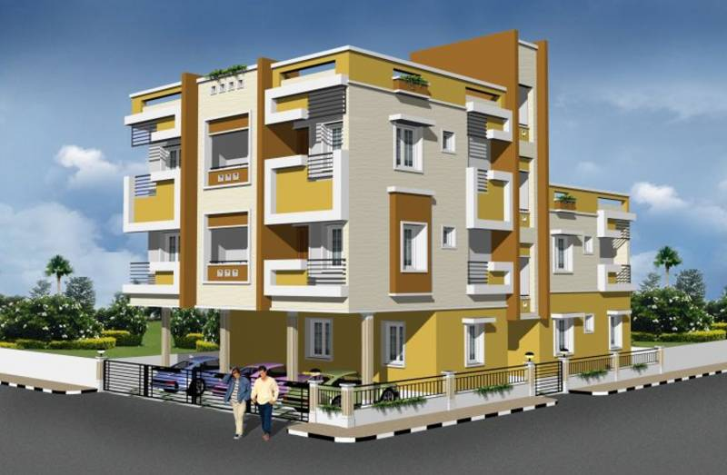 Images for Elevation of Anirudh Saras Castle
