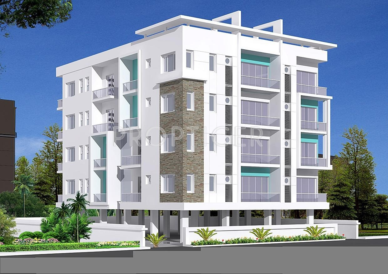 Main elevation image of sanman homes excelus unit for Jubilee home builders