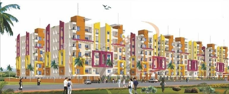 Images for Elevation of Shubh Shubh Labh Residency