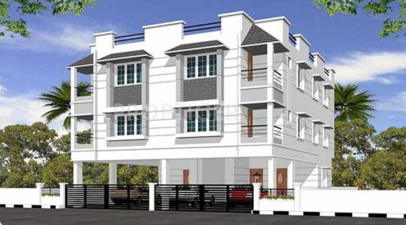 Images for Elevation of Estates Arputhalaya