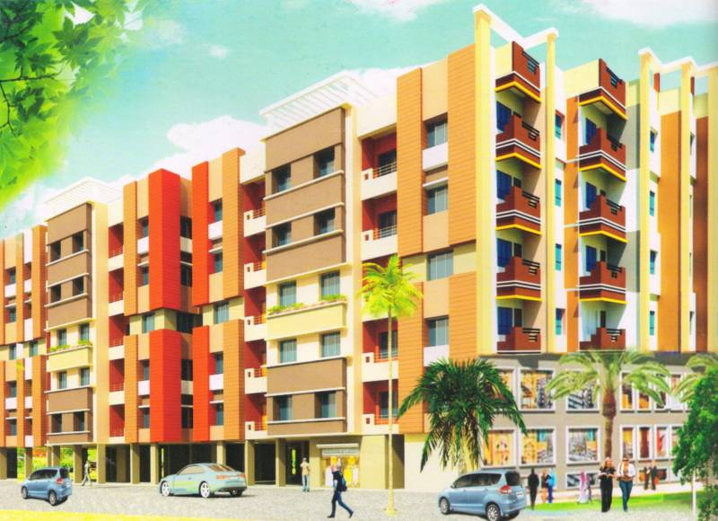 Images for Elevation of Naresh Swapnotari Residency
