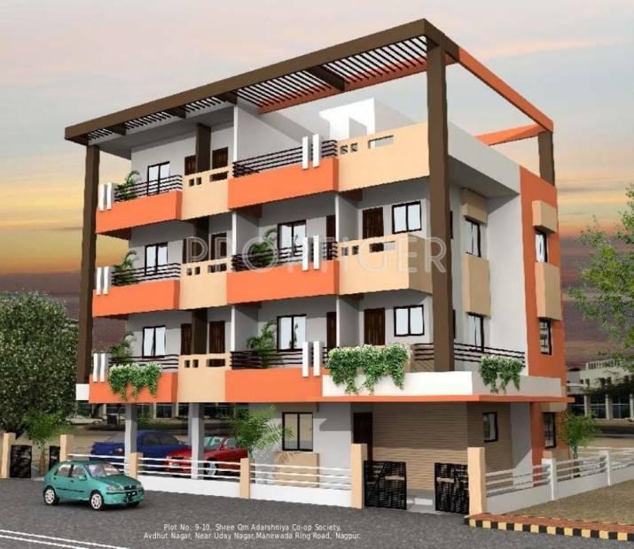 Images for Elevation of JaiKishan Vaishnav Residency