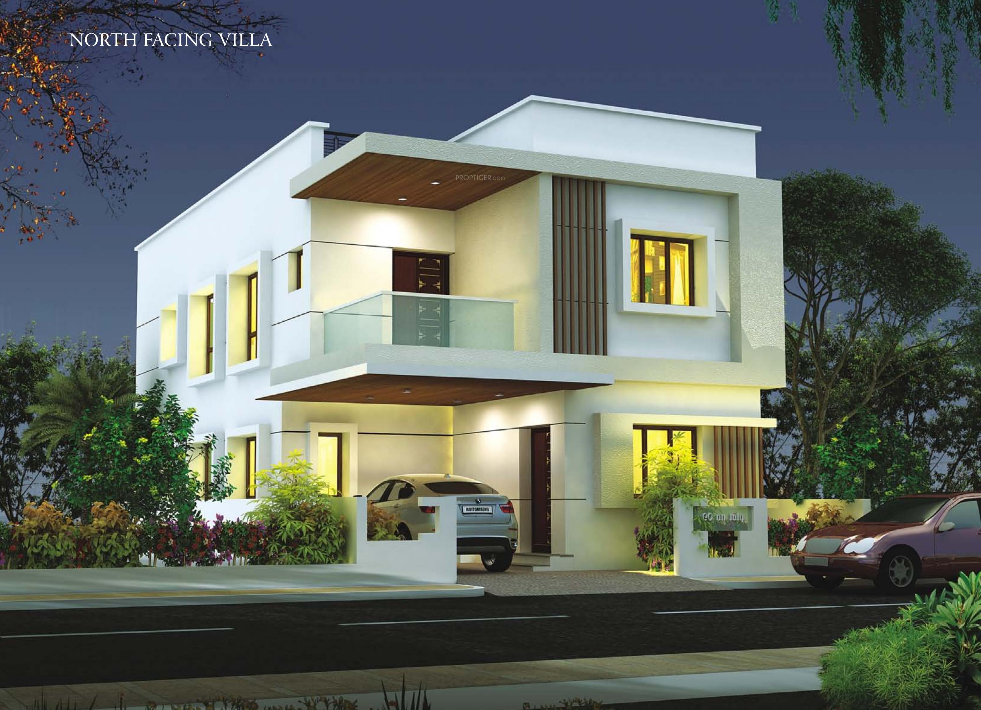 2077 sq ft 3 BHK 3T Villa for Sale in Maram Devaki Enclave