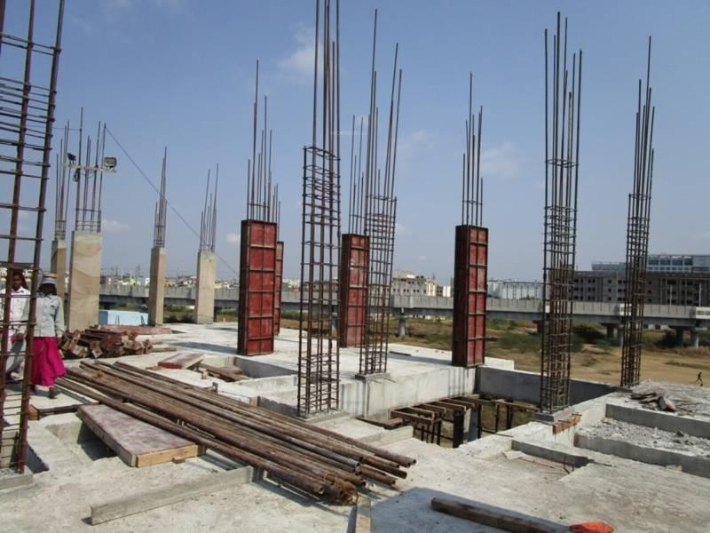 magnum Images for Construction Status of Ramaniyam Magnum