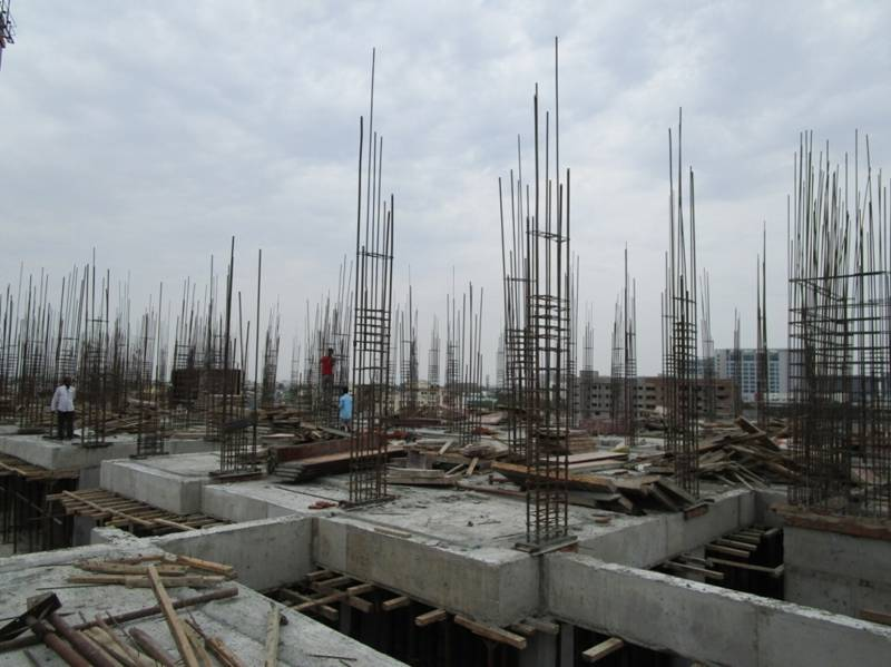 magnum Images for Construction Status of Ramaniyam Magnum