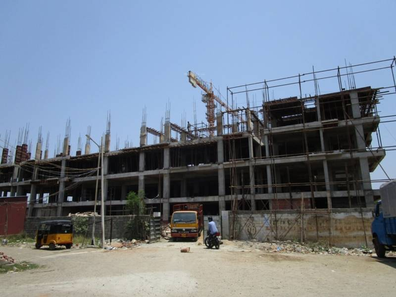 Images for Construction Status of Ramaniyam Magnum