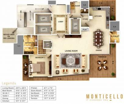 Dheeraj Realty Monticello In Bandra West Mumbai Price