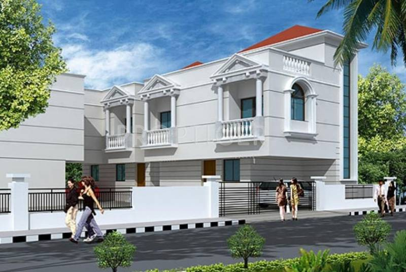 Images for Elevation of Orchid Villas